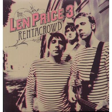 Len Price 3 RENTACROWD Vinyl Record