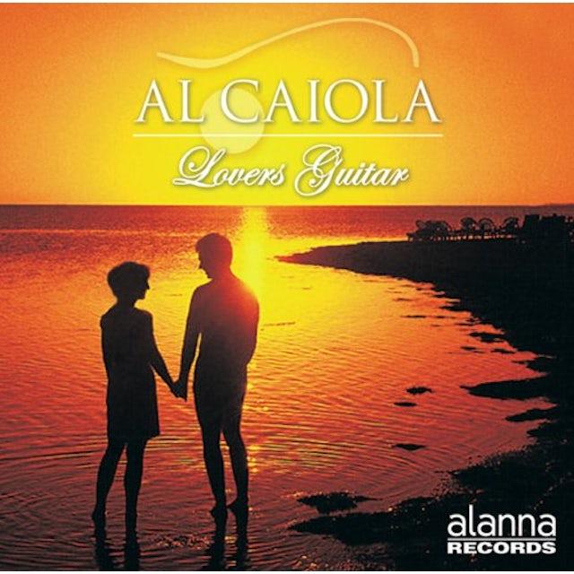 Al Caiola LOVERS GUITAR CD