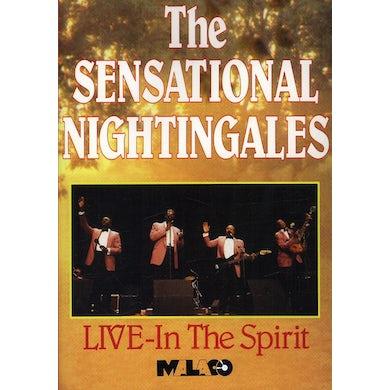 Sensational Nightingales LIVE IN THE SPIRIT DVD