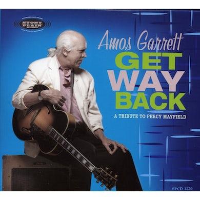 Amos Garrett GET WAY BACK: TRIBUTE TO PERCY MAYFIELD CD
