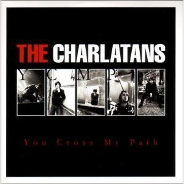 Charlatans UK YOU CROSS MY PATH CD