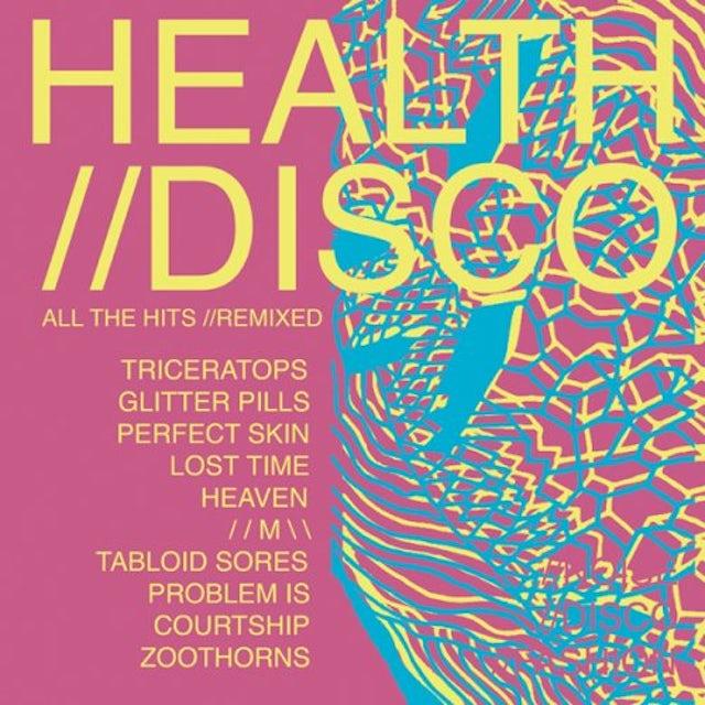 HEALTH: DISCO CD