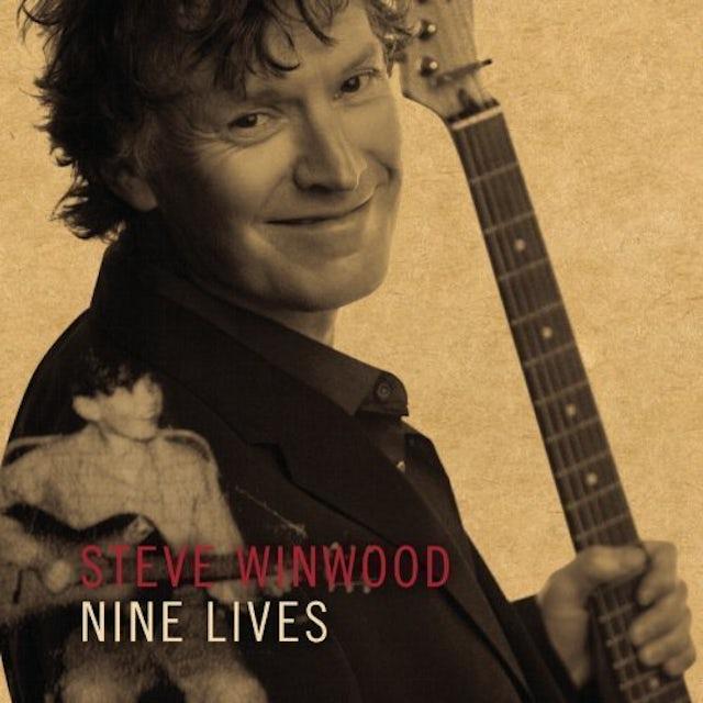 Steve Winwood NINE LIVES (Vinyl)