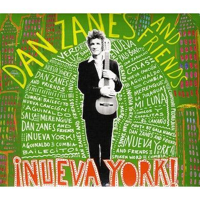Dan Zanes NUEVA YORK CD