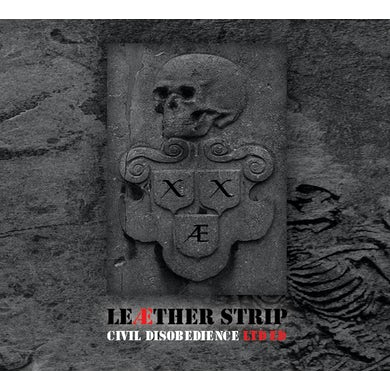 Leaether Strip CIVIL DISOBEDIENCE CD