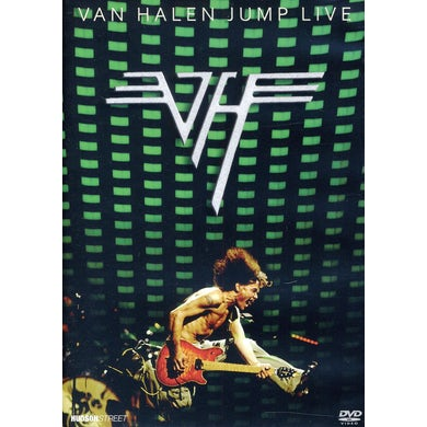 Van Halen JUMP: LIVE DVD