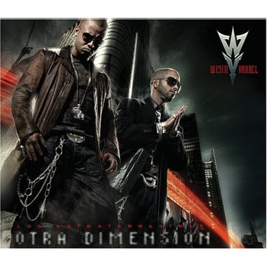 Wisin & Yandel EXTRATERRESTRES: OTRA DIMENSION CD