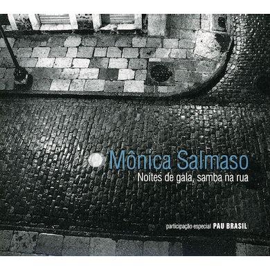Monica Salmaso NOITES DE GALA SAMBA NA RUA CD