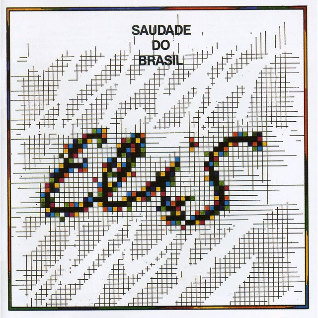 Elis Regina SAUDADES DO BRASIL CD