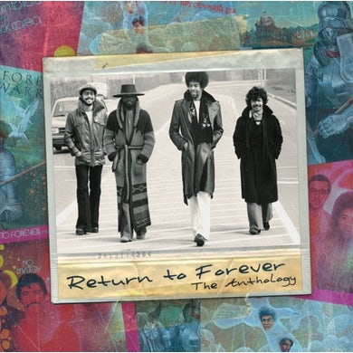 Return To Forever ANTHOLOGY CD