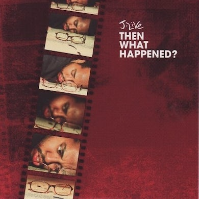 J-Live THEN WHAT HAPPENED CD
