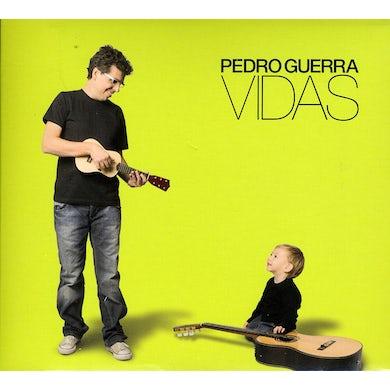 Pedro Guerra VIDAS CD