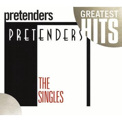 The Pretenders: THE SINGLES CD