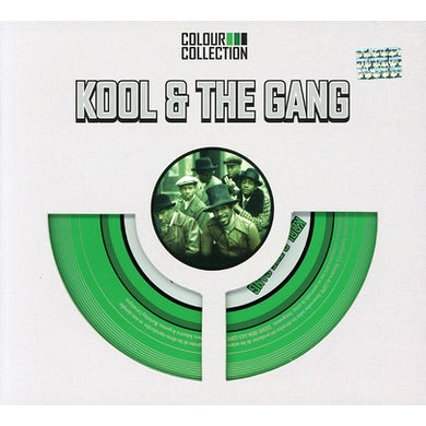 Kool & The Gang COLOUR COLLECTION CD