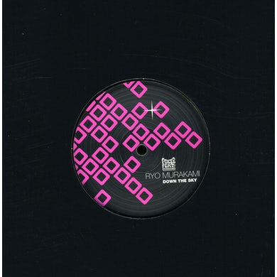 Ryo Murakami DOWN THE SKY Vinyl Record