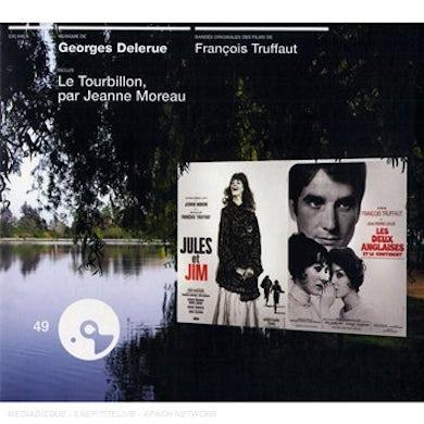 Georges Delerue JULES ET JIM / LES DEUX ANGLAISES CD