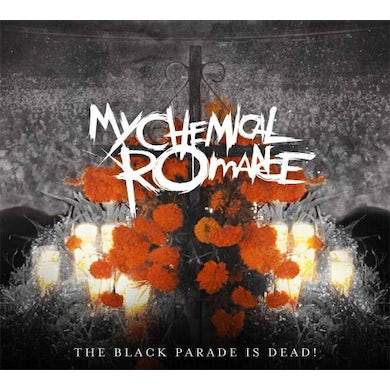 My Chemical Romance BLACK PARADE IS DEAD CD