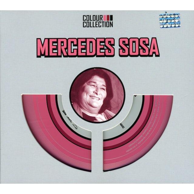 Mercedes Sosa COLOUR COLLECTION CD