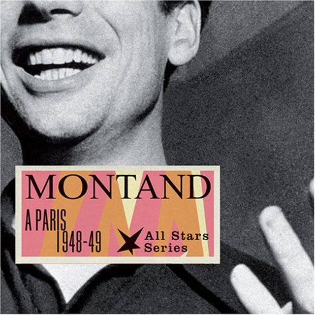 Yves Montand PARIS 1948-49 CD