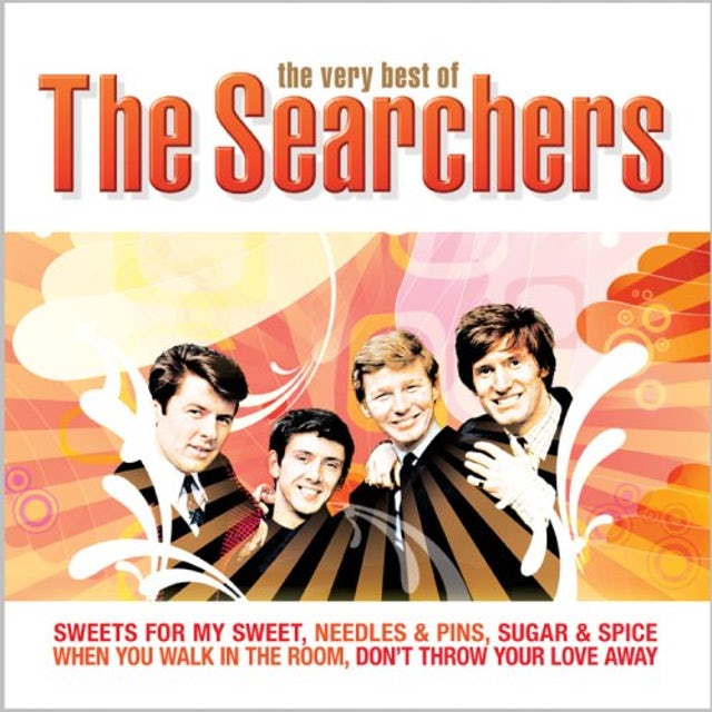 Searchers VERY BEST OF CD