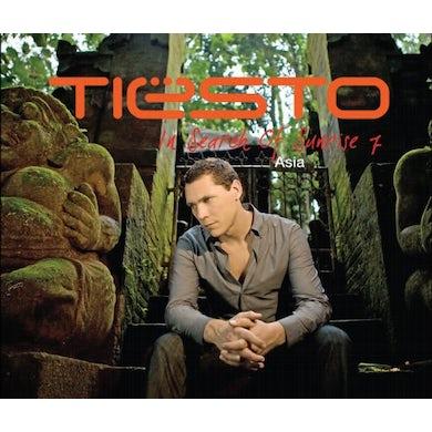Dj Tiesto IN SEARCH OF SUNRISE 7 CD