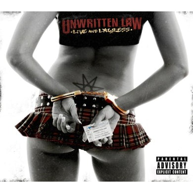 Unwritten Law LIVE & LAWLESS CD