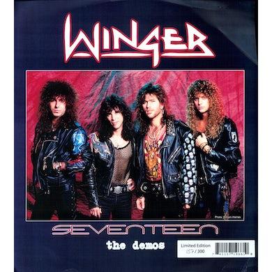 Winger SEVENTEEN: THE DEMOS (LTD) (Vinyl)