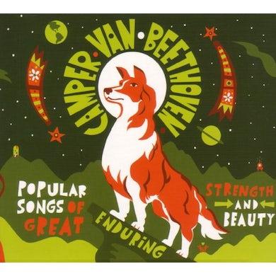Camper Van Beethoven POPULAR SONGS OF GREAT ENDURING STRENGTH & BEAUTY CD