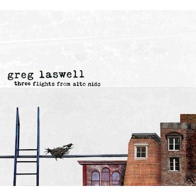Greg Laswell THREE FLIGHTS FROM ALTO NIDO CD