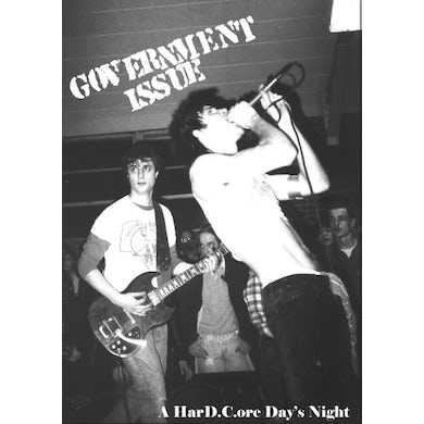 Government Issue HARDCORE DVD