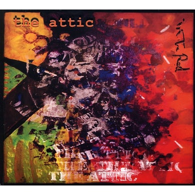 Attic IN THE RED CD