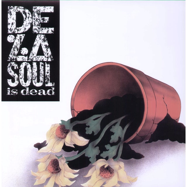 De La Soul IS DEAD Vinyl Record