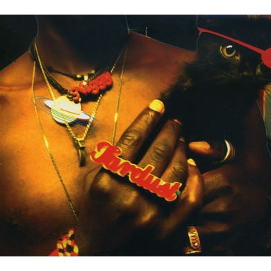 Saul Williams INEVITABLE RISE & LIBERATION OF NIGGY TARDUST CD