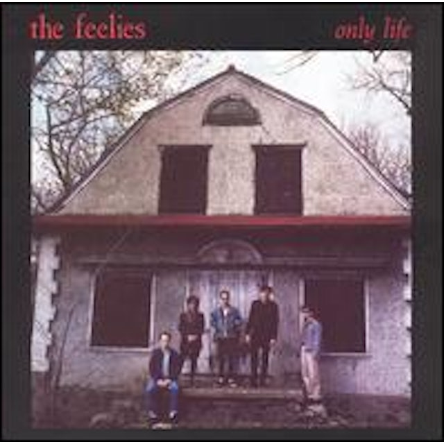 The Feelies ONLY LIFE CD