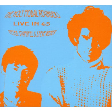 Holy Modal Rounders LIVE IN 65 CD