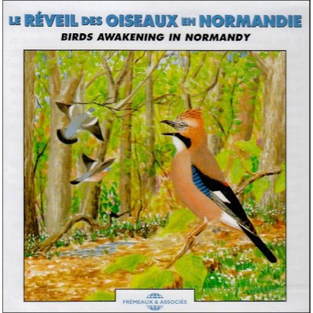 Sounds of Nature BIRDS AWAKENING IN NORMANDIE CD
