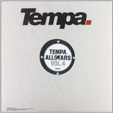 TEMPA ALLSTARS 4 / VARIOUS Vinyl Record