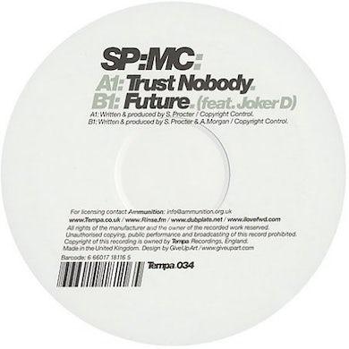 Sp:Mc TRUST NOBODY / FUTURE Vinyl Record
