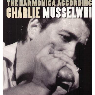 HARMONICA ACCORDING TO CHARLIE MUSSELWHITE Vinyl Record