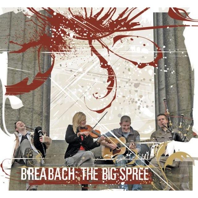 Breabach BIG SPREE CD