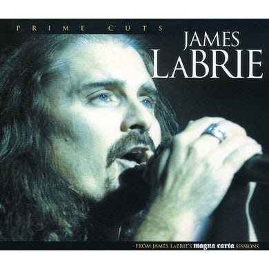 James Labrie PRIME CUTS CD