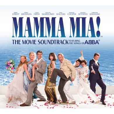 MAMMA MIA (2008) / Original Soundtrack CD