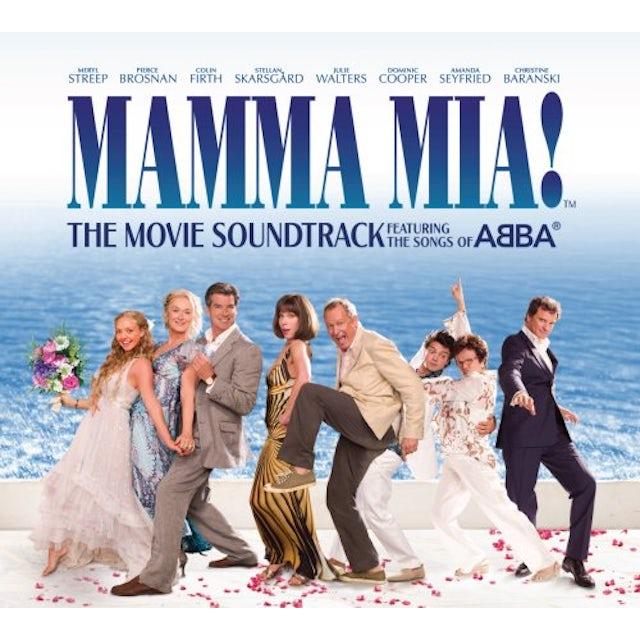 Mamma Mia / O.S.T. MAMMA MIA (2008) / Original Soundtrack CD