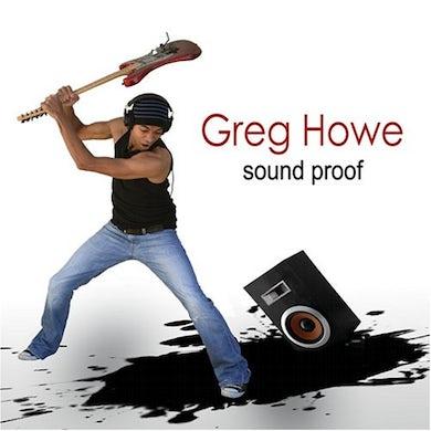 Greg Howe SOUND PROOF CD