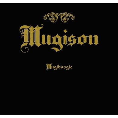 Mugison MUGIBOOGIE CD