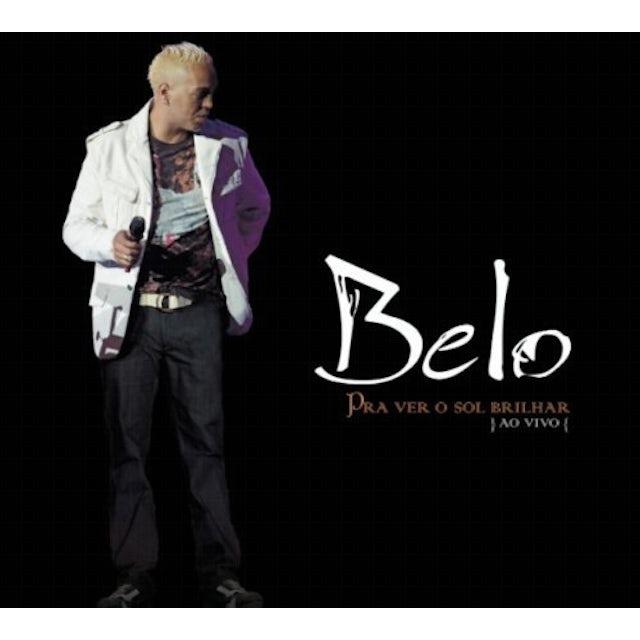 Belo PRA VER O SOL BRILHAR-AO VIVO CD