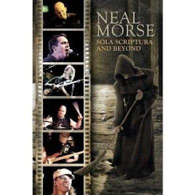 Neal Morse SOLA SCRIPTURA & BEYOND DVD