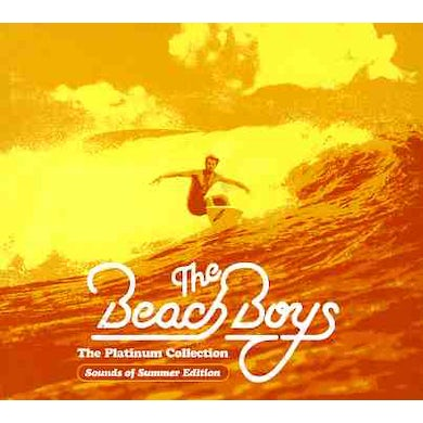 The Beach Boys PLATINUM COLLECTION: SOUNDS OF SUMMER EDITION CD