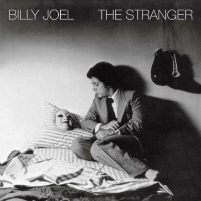 Billy Joel STRANGER: 30TH ANNIVERSARY Vinyl Record