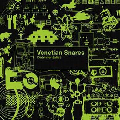 Venetian Snares DETRIMENTALIST CD